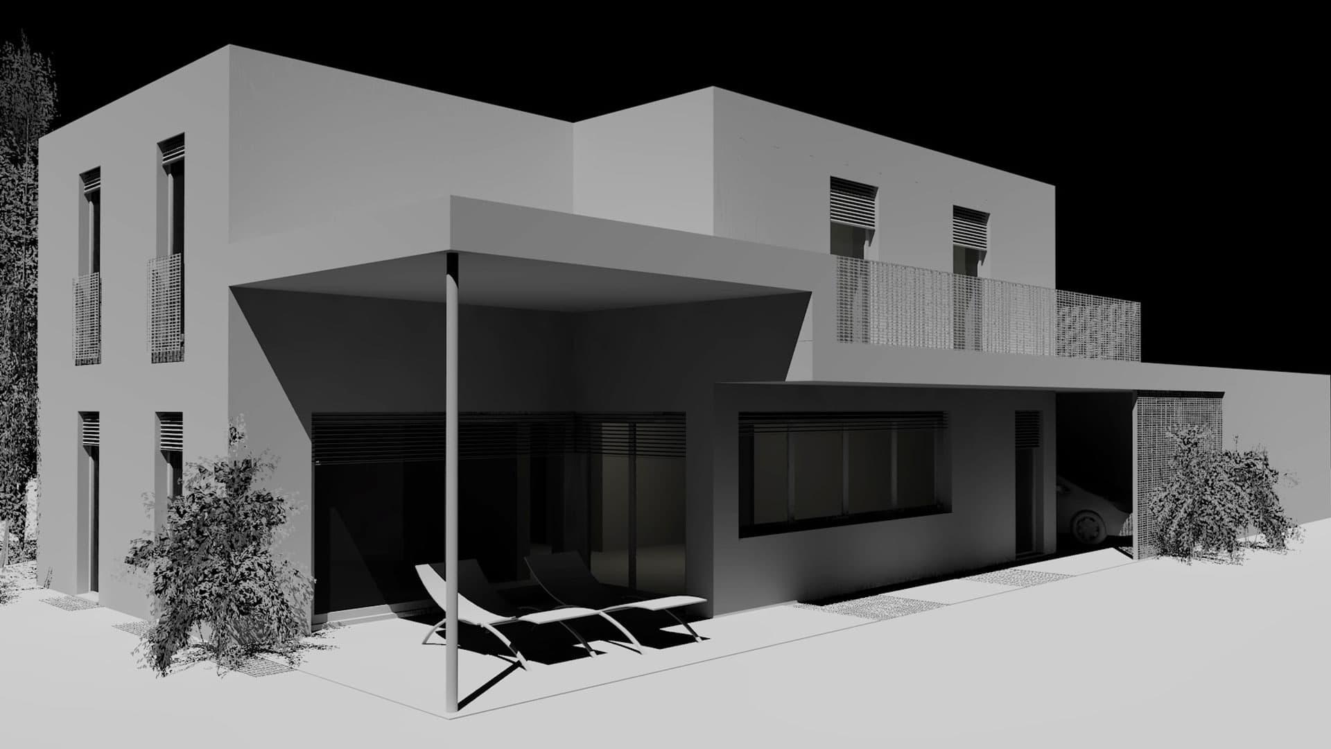 Einfamilienhaus ZSP
