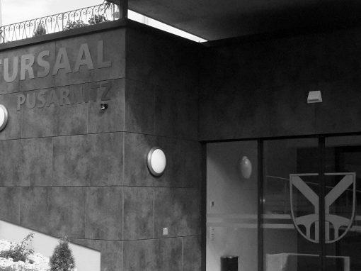 Erweiterung Kultursaal Pusarnitz