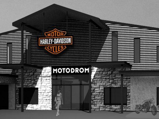 Harley-Davidson-Store, Cafe & Werkstatt Klagenfurt